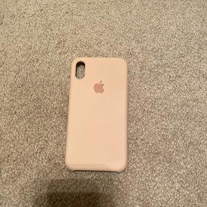 Apple IPhone Case (Iphone X/XS)